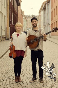 Thomas & Guro Hardanger Fiddle & Cittern